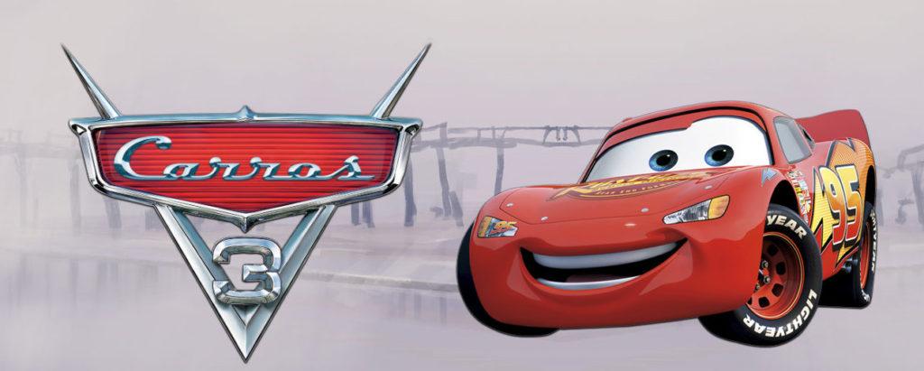 Relâmpago McQueen - Carros 3
