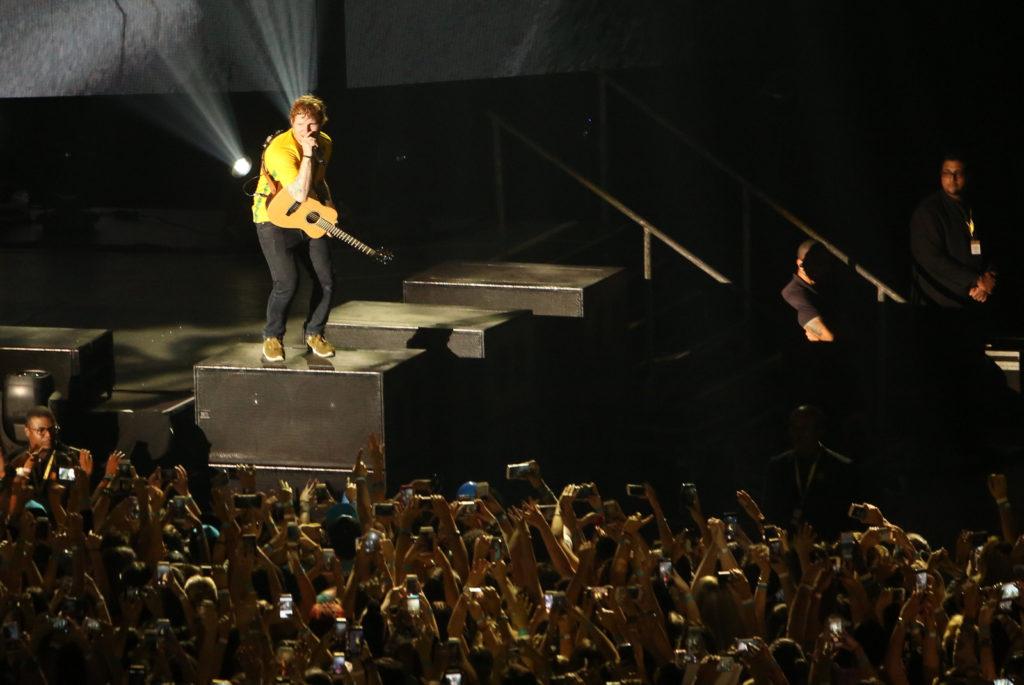 Ed Sheeran Jeunesse Arena